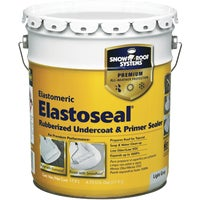 KST Coatings/Snow Roof 5GAL ELAST SEAL UNDRCOAT ES-5