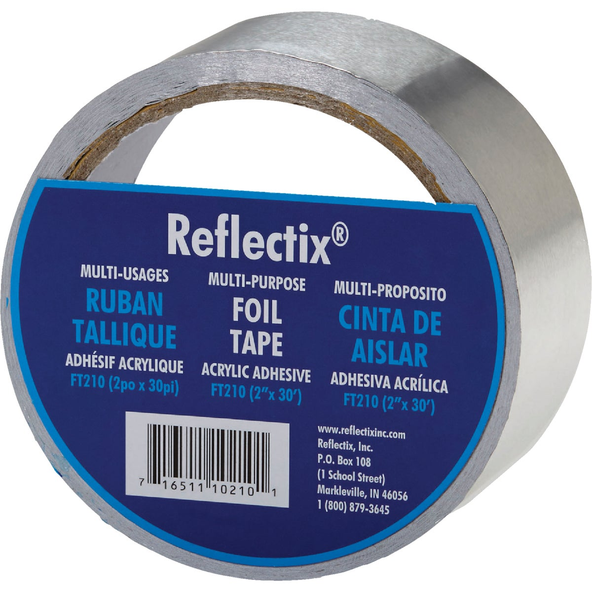 "2""X30' FOIL TAPE - FT21024 by Reflectix Inc"