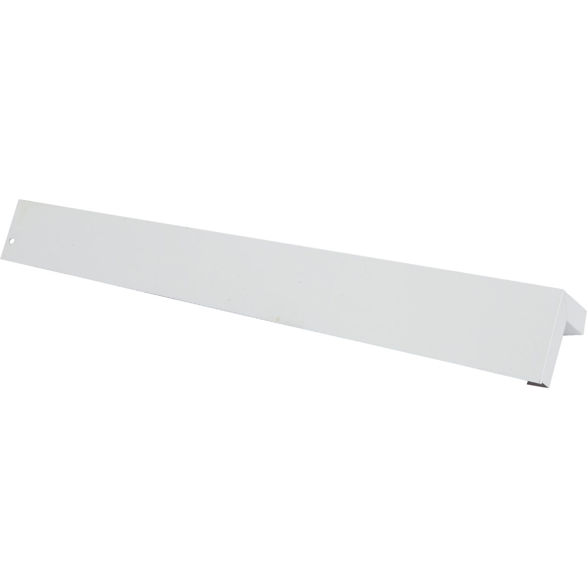 3/8X12 ALUM SIDE CORNER - 61026 by Amerimax Home Prod