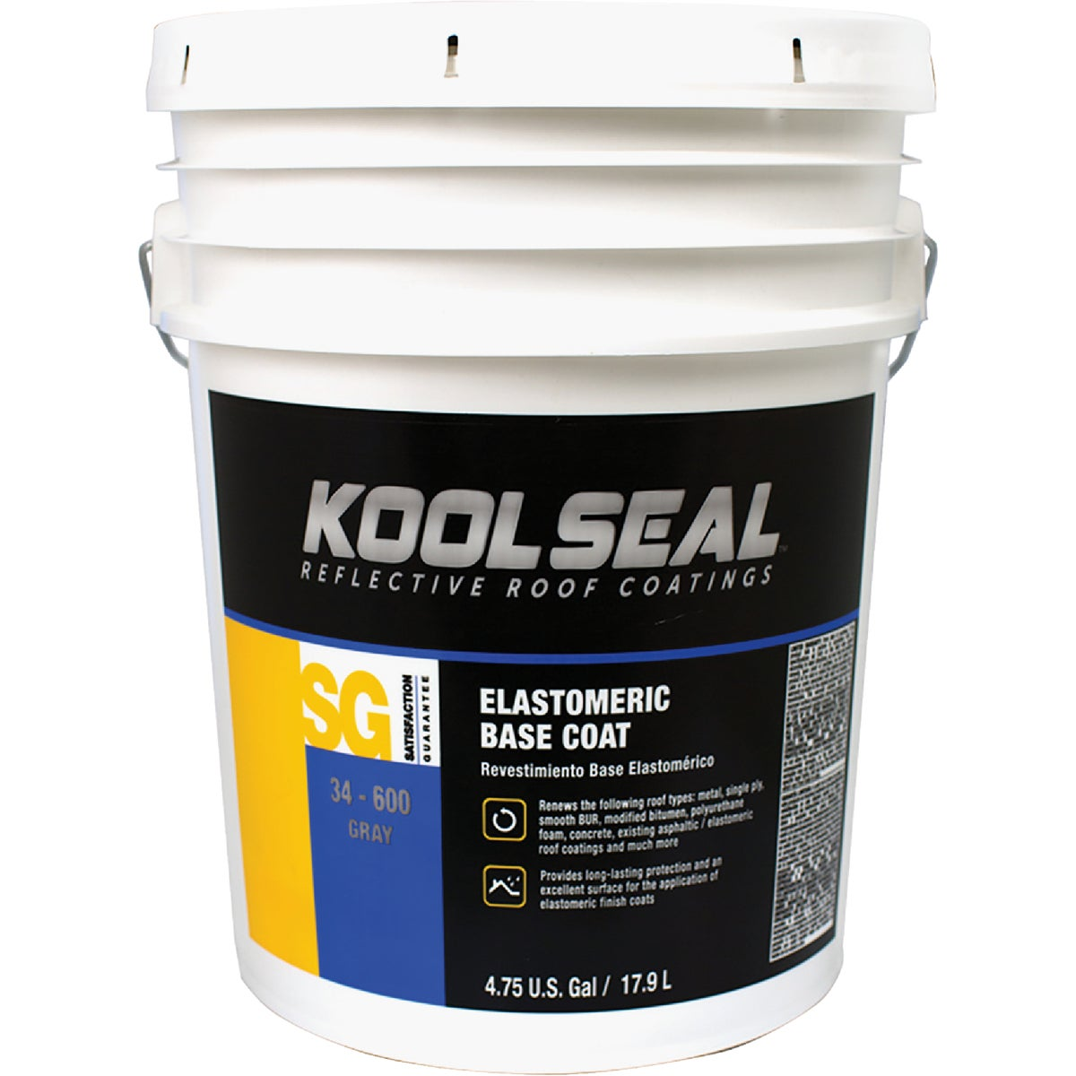 GRY ELASTOMERIC PRIMER - KS0034600-20 by Kool Seal