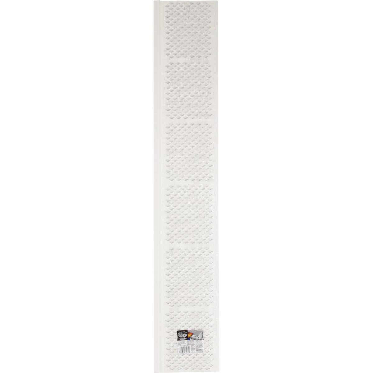 3' WH VYL GUTR GRD W/FLT - 86370 by Amerimax Home Prod