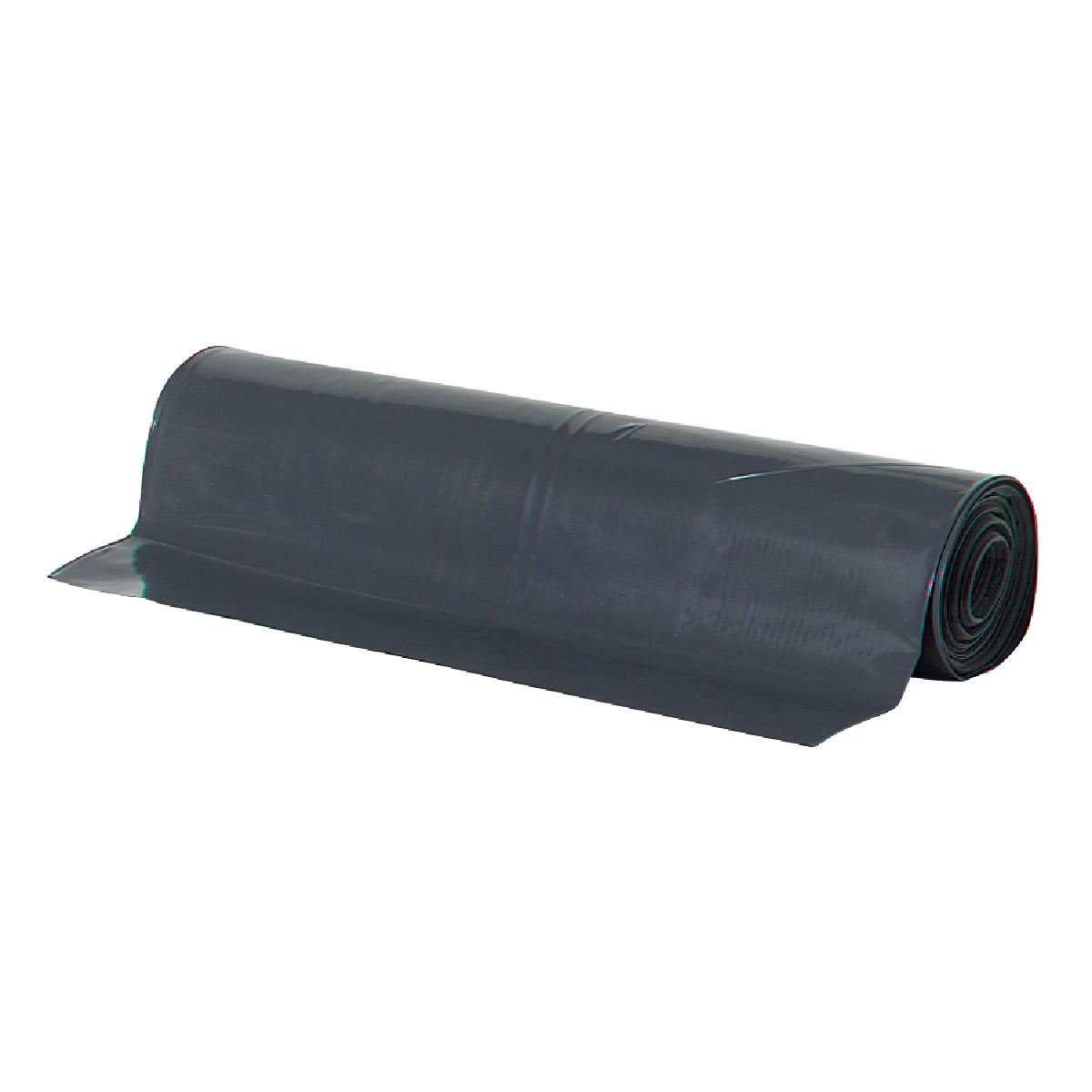 10X100 6M BLK POLY FILM - 626031 by Berry Plastics