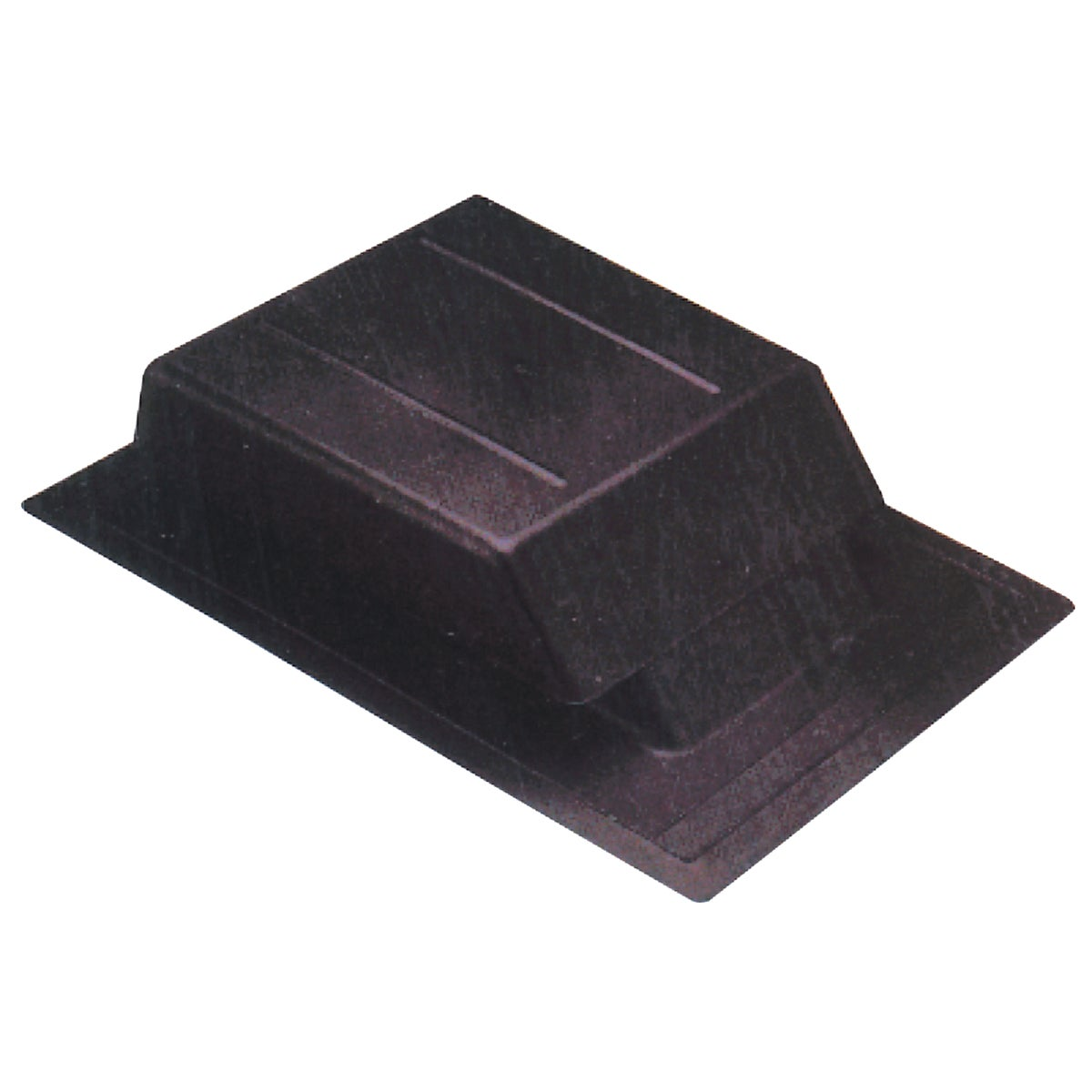 "61""BLK PLSTC S/B RF VENT - 90121 by Air Vent Inc"