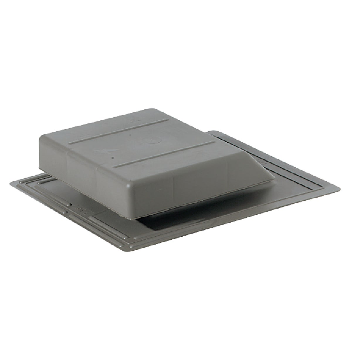 "61""WWD PLSTC S/B RF VENT - 90125 by Air Vent Inc"