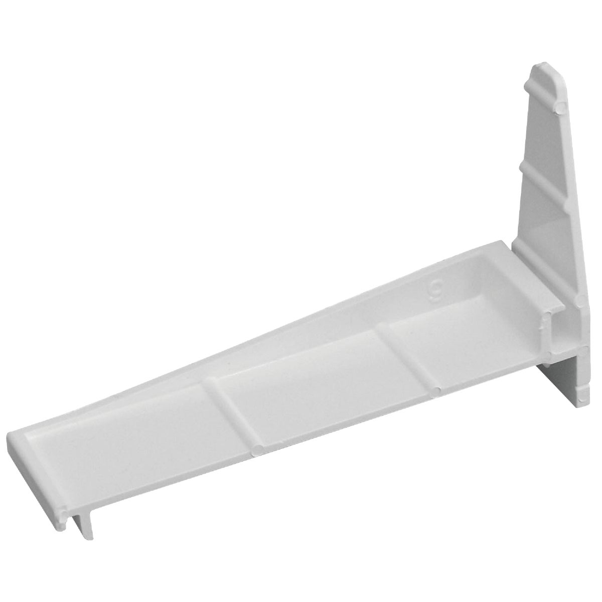 WHT GUTTER BRACKET - AW106 by Genova Products