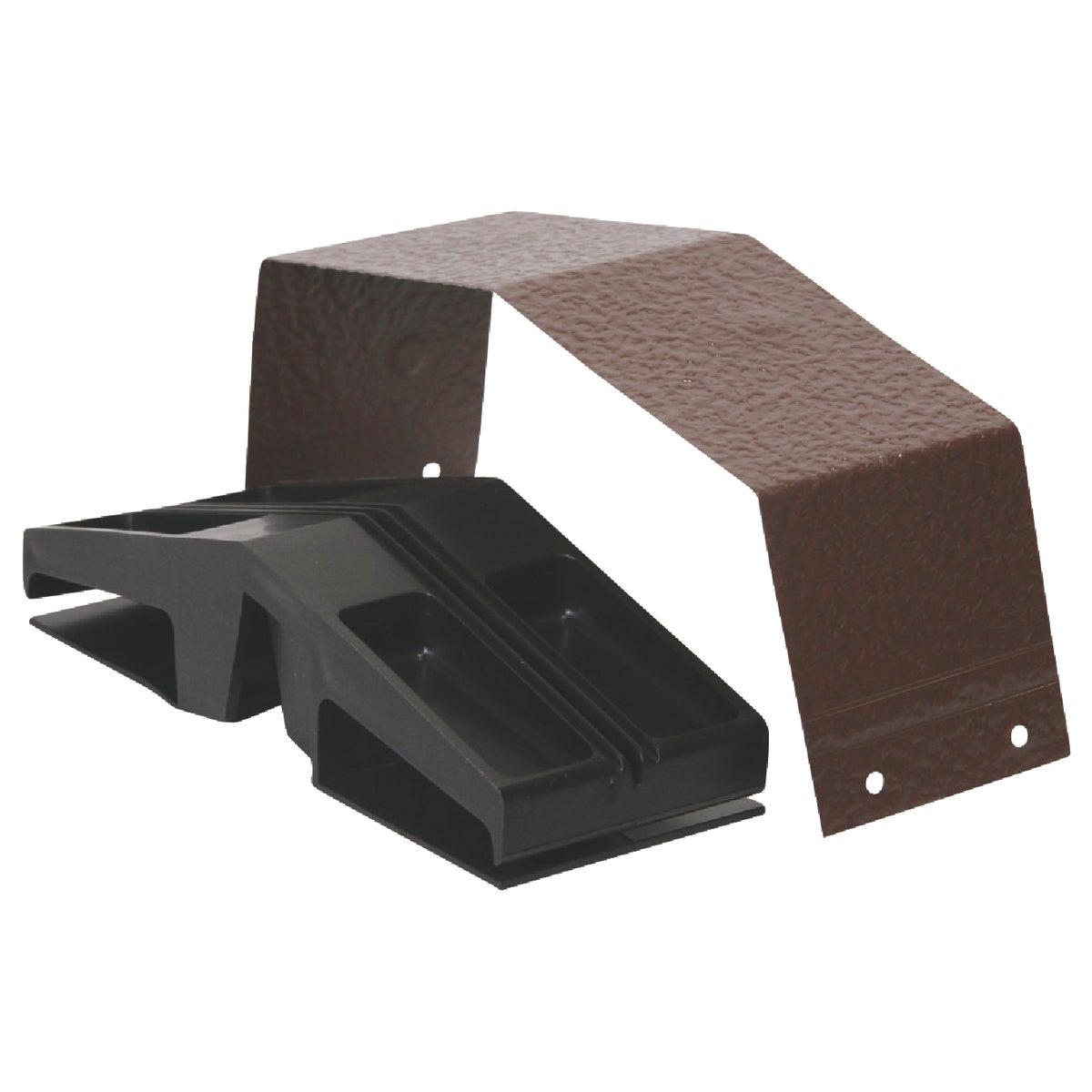 Ridge Vent Plug & Strap