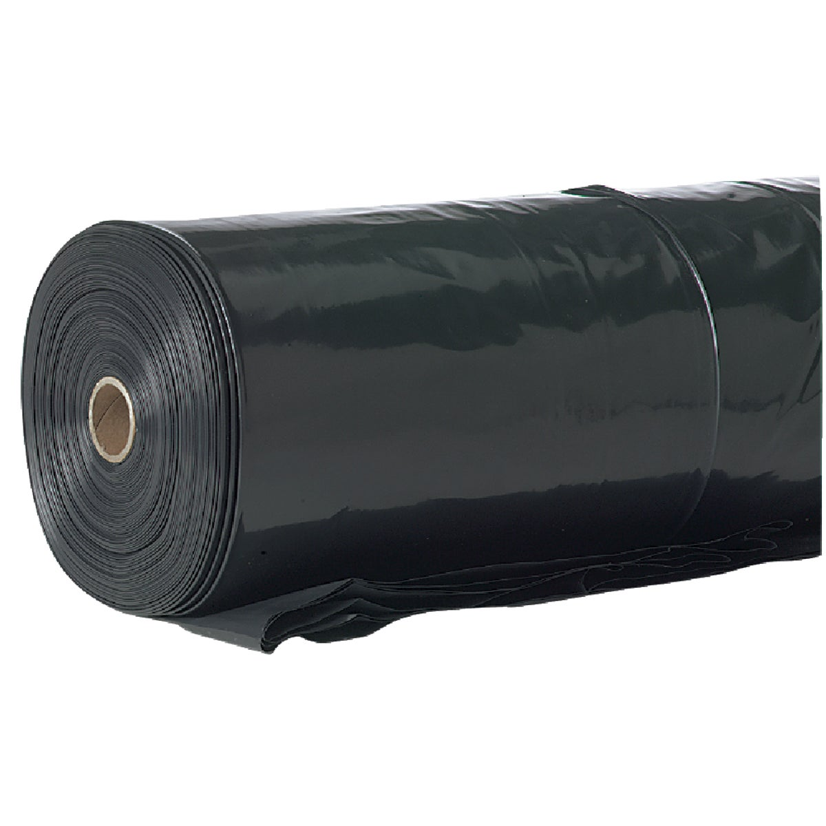 20X100 10M BLK POLY FILM - 626109 by Berry Plastics