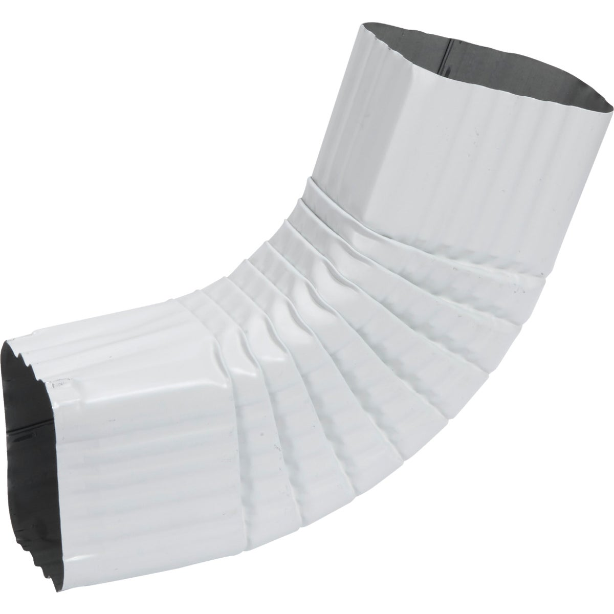 2X3 WHT B-ELBOW - 33065 by Amerimax Home Prod