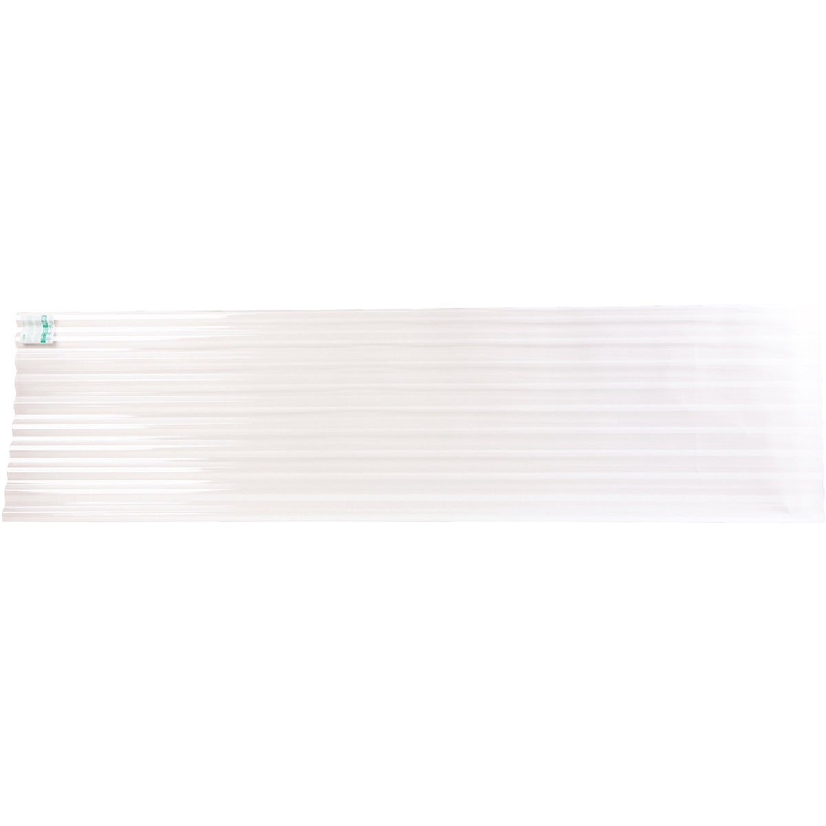 8' CLR CORRUGATED PANEL