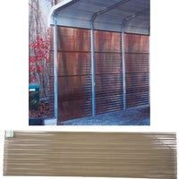 OFIC North America Inc. 8' SMK CORRUGATED PANEL 141912