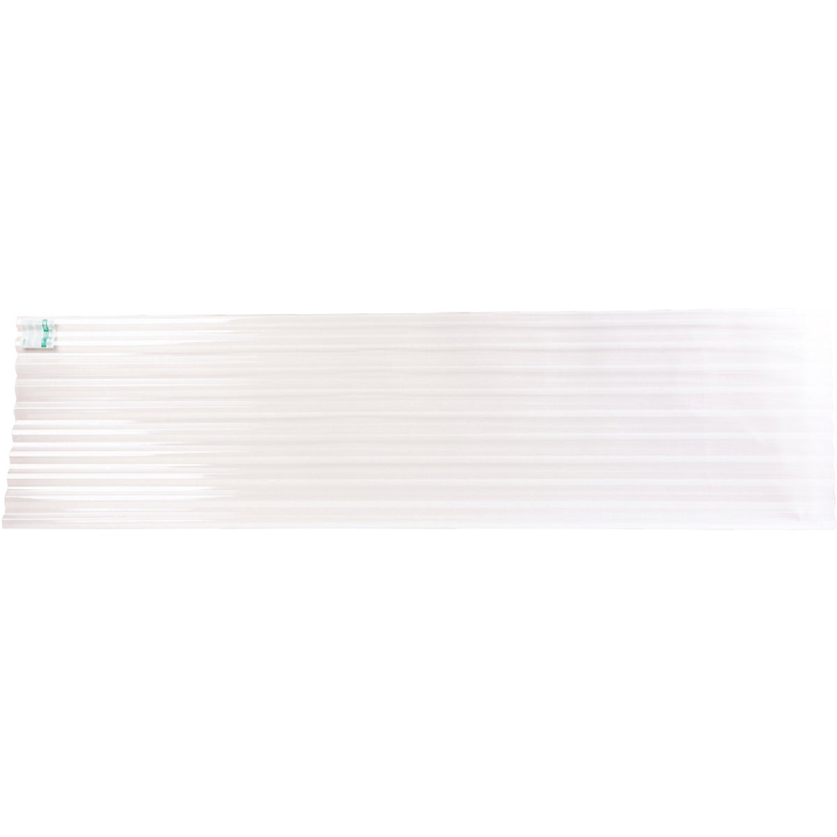 12' CLR CORRUGATED PANEL