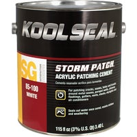 Kool Seal Storm Patch White Acrylic Patching Cement, KS0085100-16