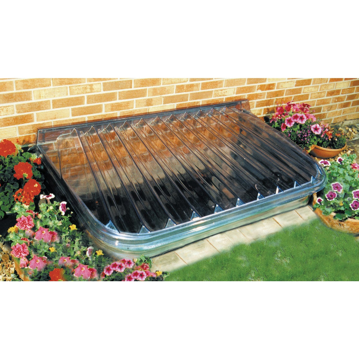 44X38 WINDOW WELL COVER - 4236EG by Maccourt Products