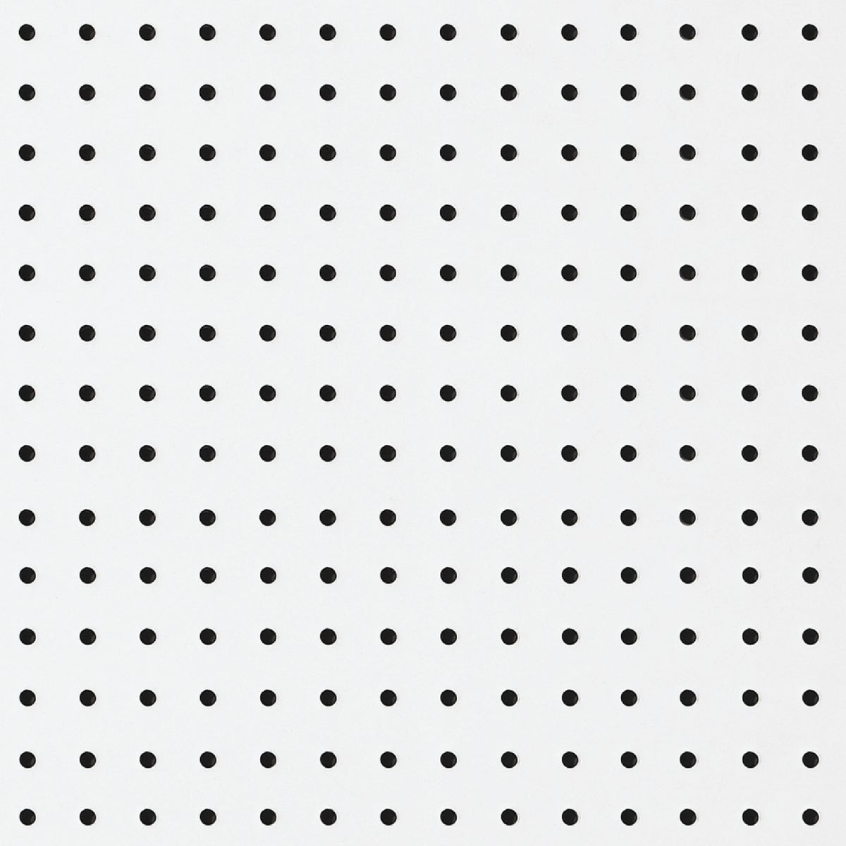 WHITE PEGBOARD - 150 by Dpi Decorative Panel