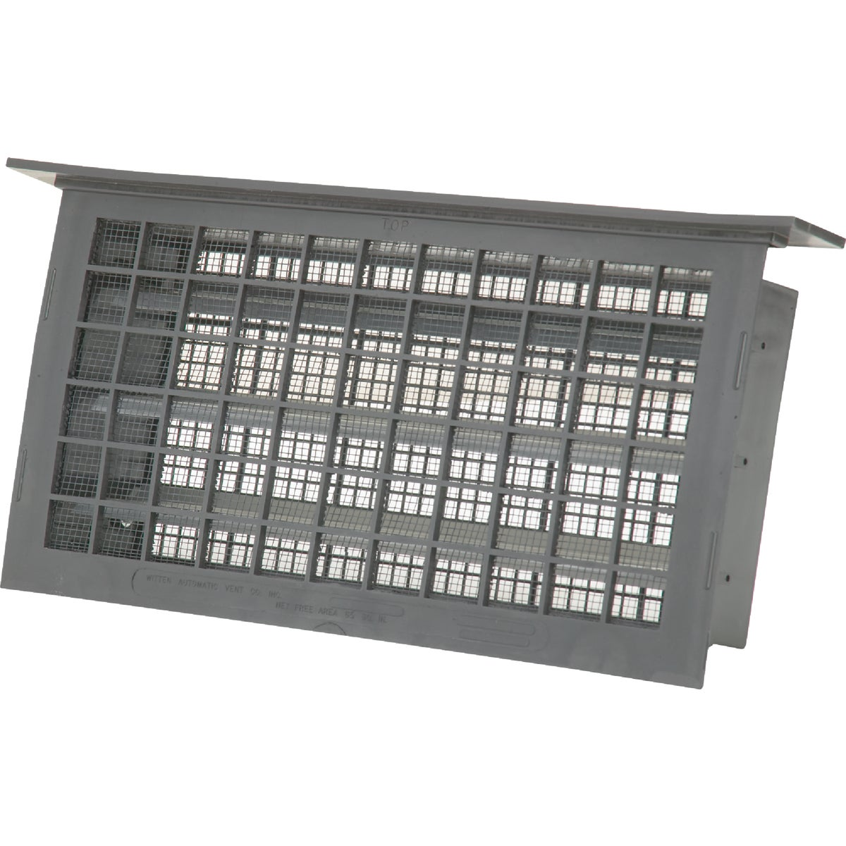 GRAY AUTO FOUNDATON VENT - 304LGR by Witten Automatic Vnt
