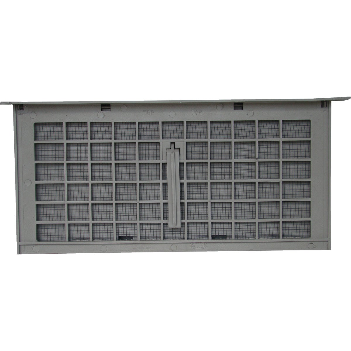 FOUNDATION VENT W/DAMPER - 322GR by Witten Automatic Vnt