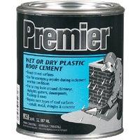 Premier 350 Wet or Dry Plastic Roof Cement, PR350030