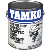 Tamko Wet Surface Roof Cement, 30001619
