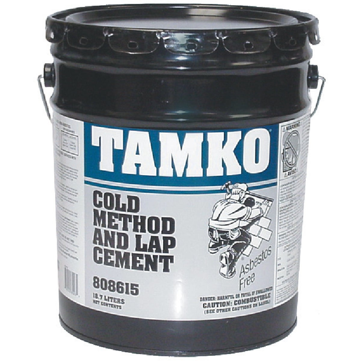 5GAL CD METHD&LAP CEMENT - 30001633 by Tamko Bldg Prod Inc