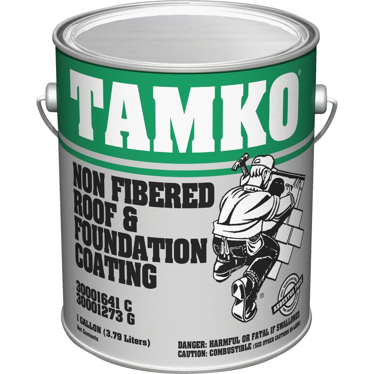 GAL RF/FOUNDATN COATING - 30001641 by Tamko Bldg Prod Inc