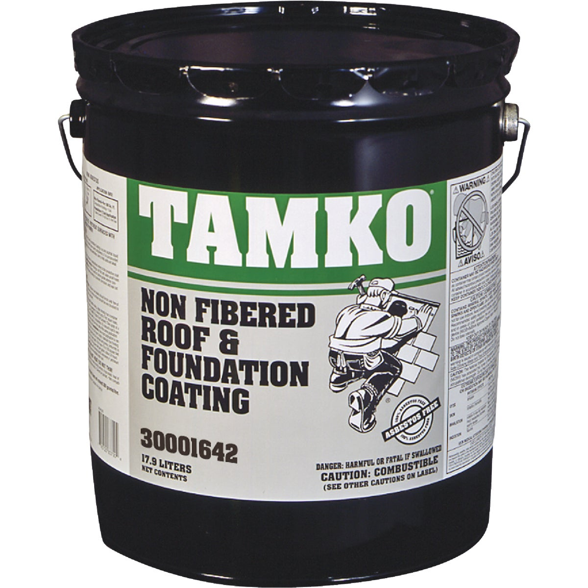 5GAL RF/FOUNDATN COATING - 30001642 by Tamko Bldg Prod Inc