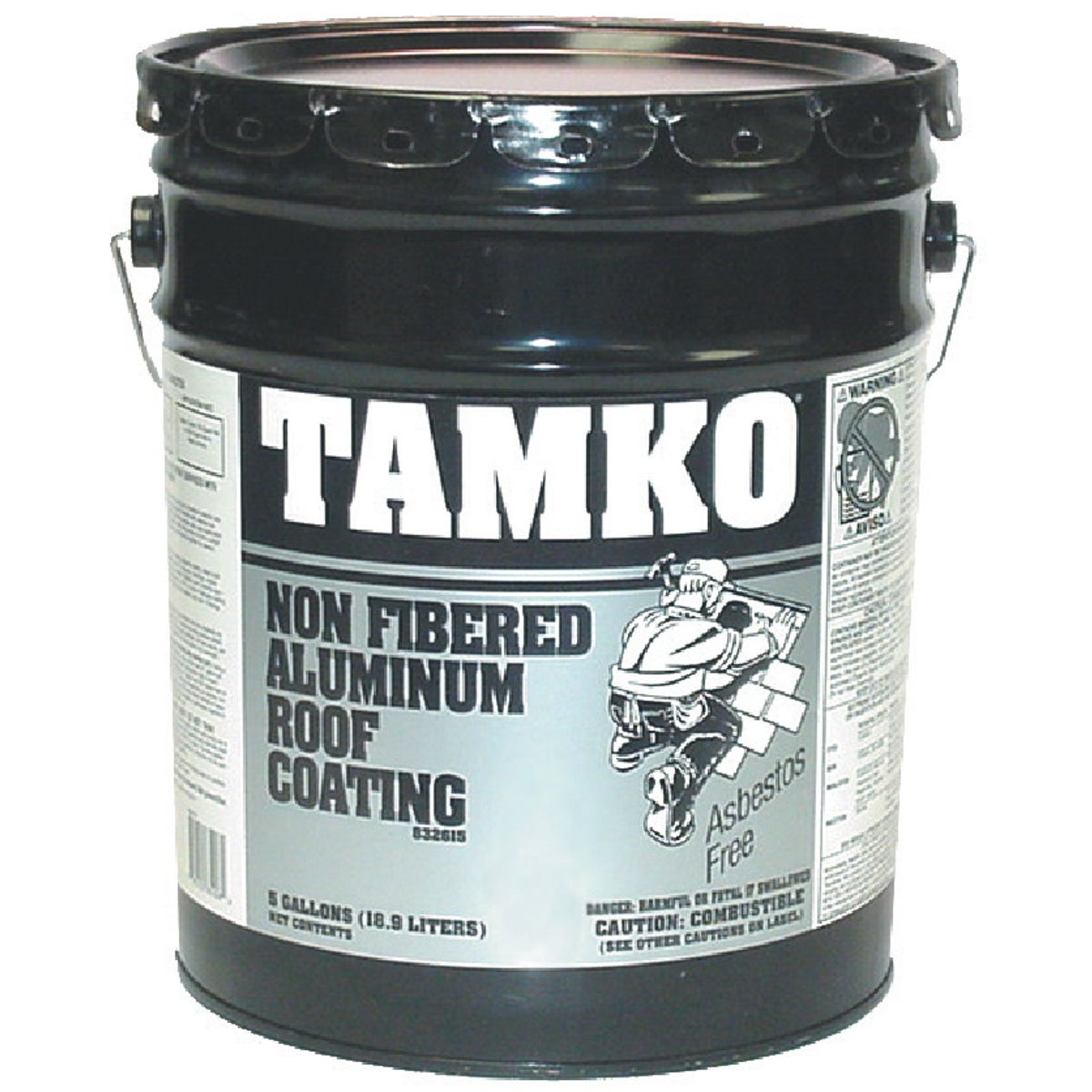 5GAL NFB ALUM RF COATING - 30001298 by Tamko Bldg Prod Inc