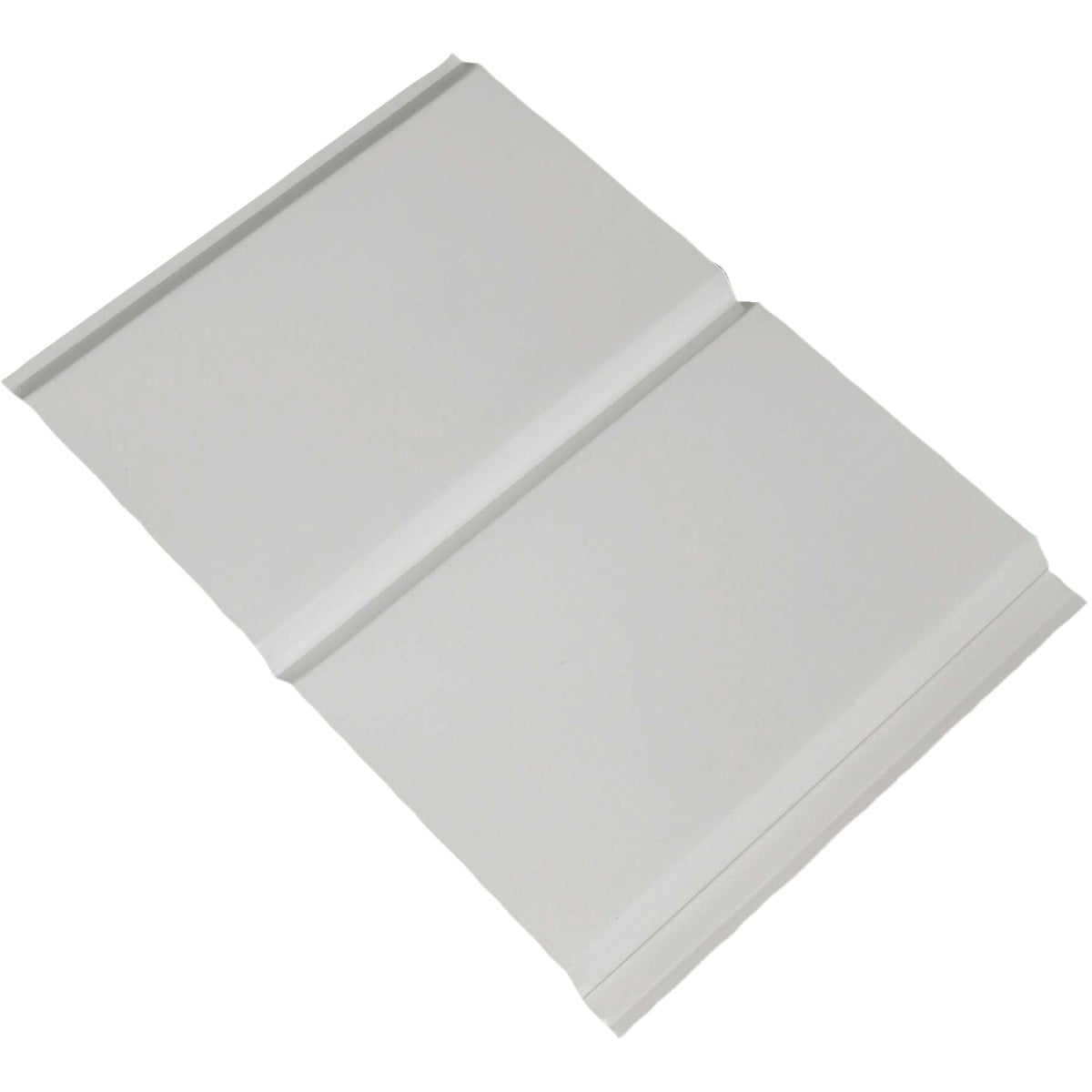 """12"""" WHT SLD ALUM SOFFIT - 77101 by Amerimax Home Prod"""