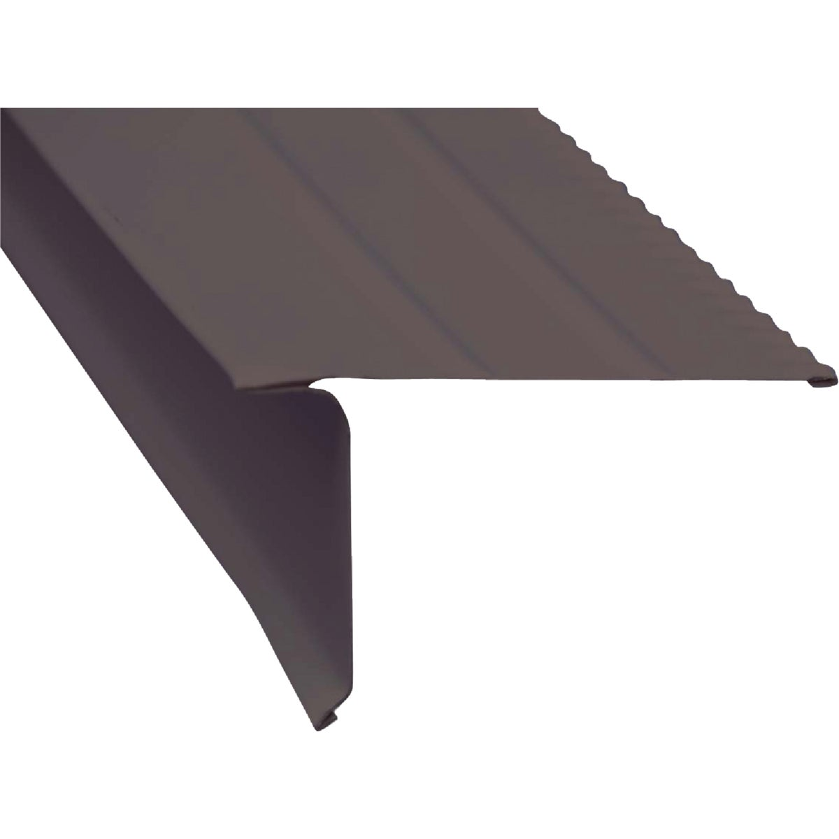 BROWN ALM ROOF DRIP EDGE - 5504119120 by Amerimax Home Prod