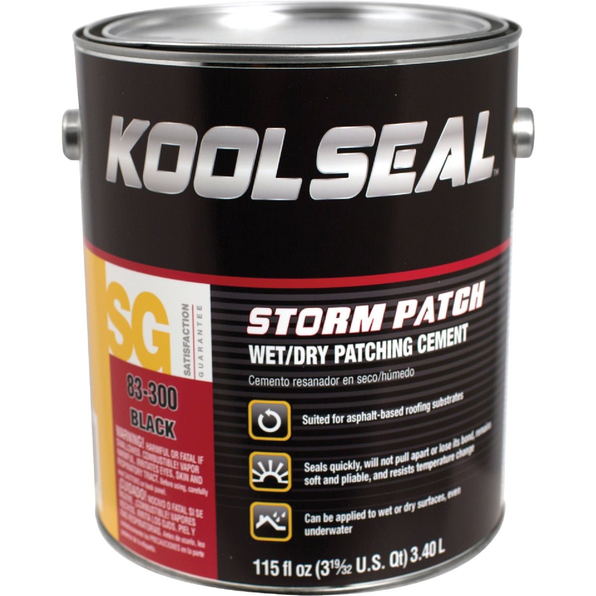 GAL ROOF PATCHING CEMENT - KST0000SP by Kool Seal