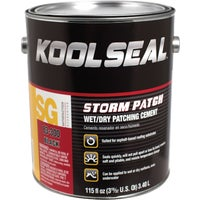 Kool Seal Storm Patch Black All-Weather Rubberized Cement, KS0083300-16