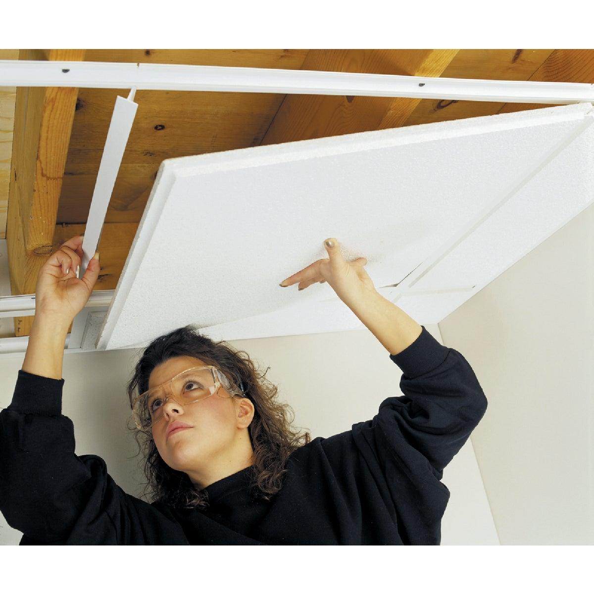 8' White Cm Top Hanger