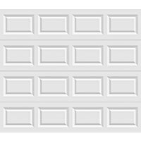 Holmes Garage Doors 8X7 WHT STL GARAGE DOOR A632158