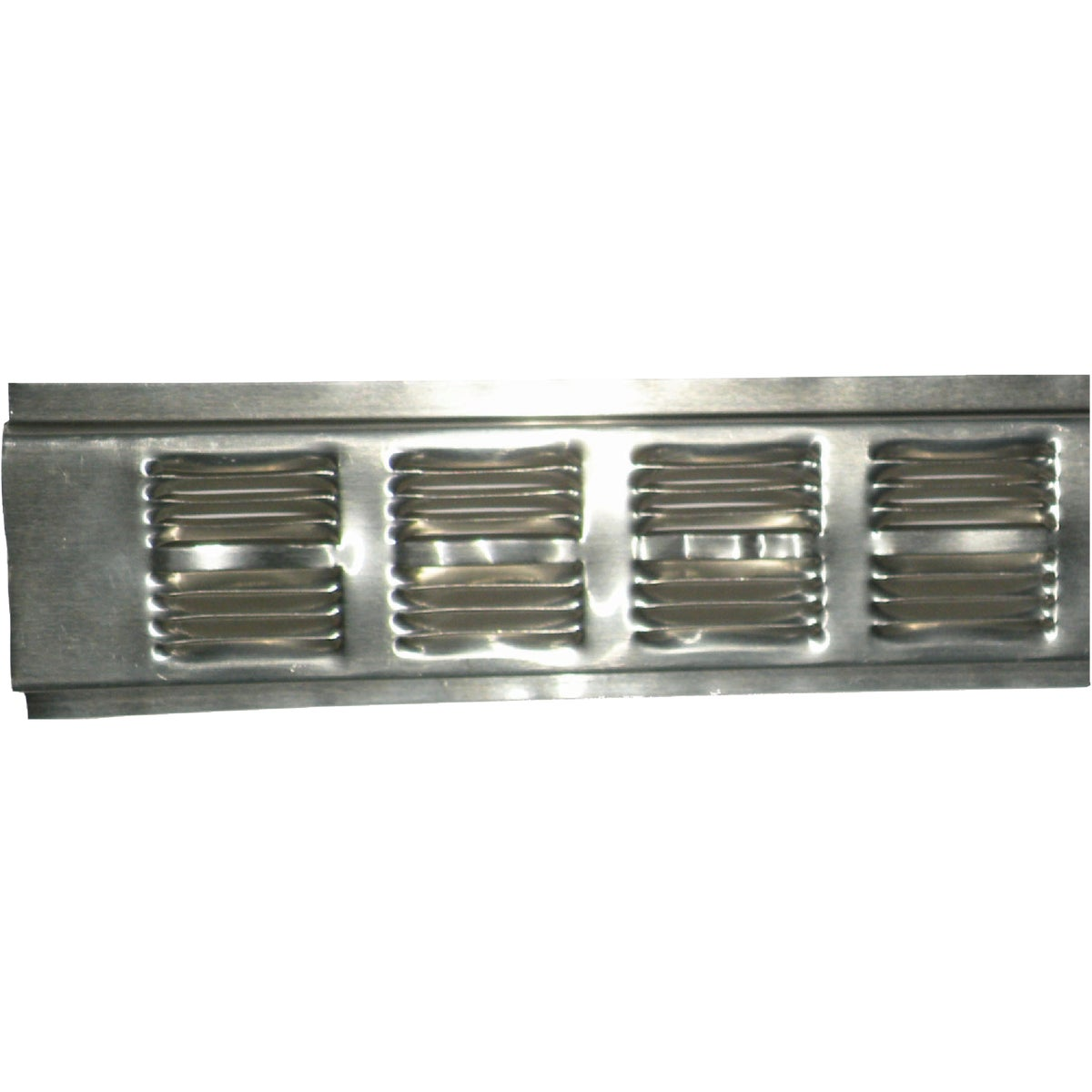 8' MILL ALUM SOFFIT VENT - 84300 by Air Vent Inc