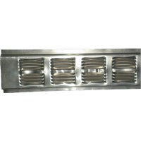 Air Vent Continuous Aluminum Soffit and Under Eave Vent - Retrofit, 84300