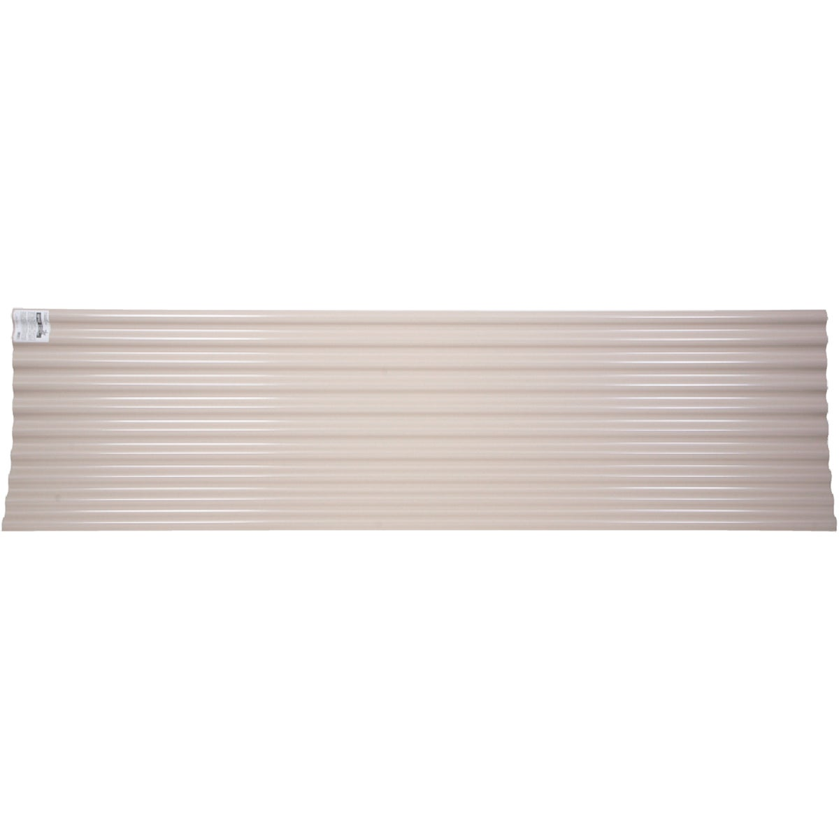 8' TAN CORGTD PVC PANEL - 120818 by Ofic North America