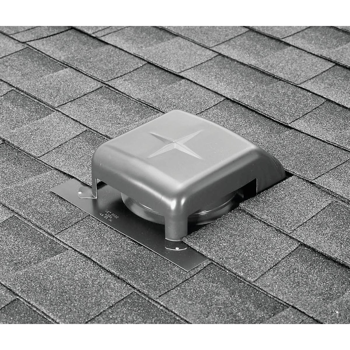 Airhawk 40 In. Galvanized Slant Back Roof Vent, RVG40000