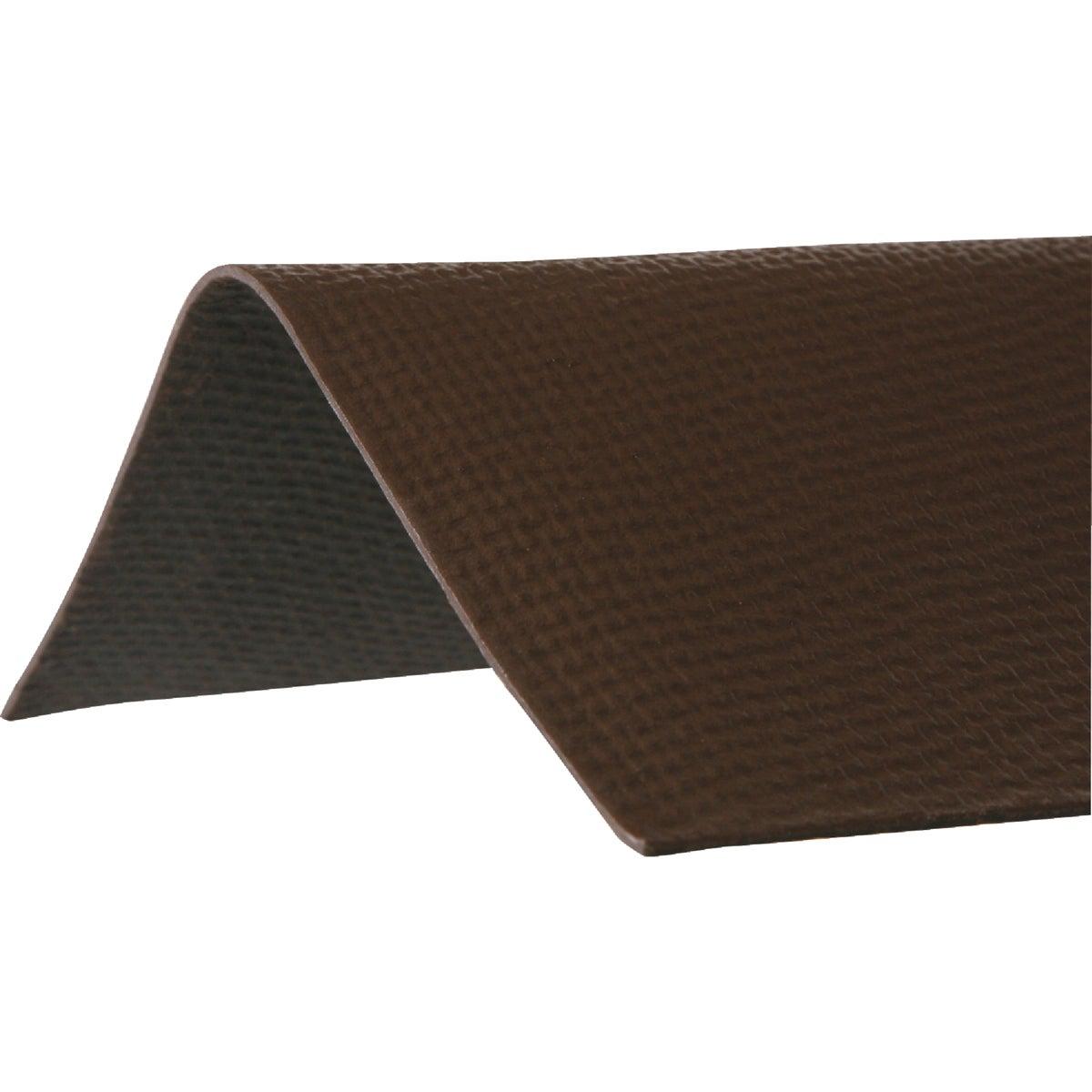BROWN NARROW RIDGE CAP