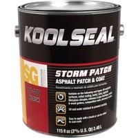 Kool Seal Storm Patch UV-Resistant Black Patch & Coat, KS0081100-16