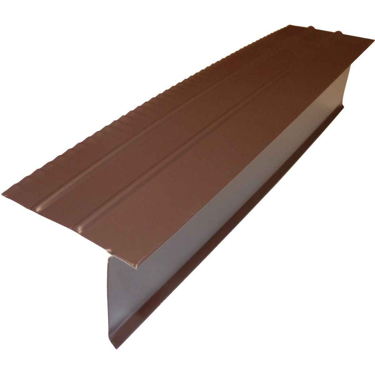 "5"" BRN ALUM DRIP EDGE - 5515519120 by Amerimax Home Prod"