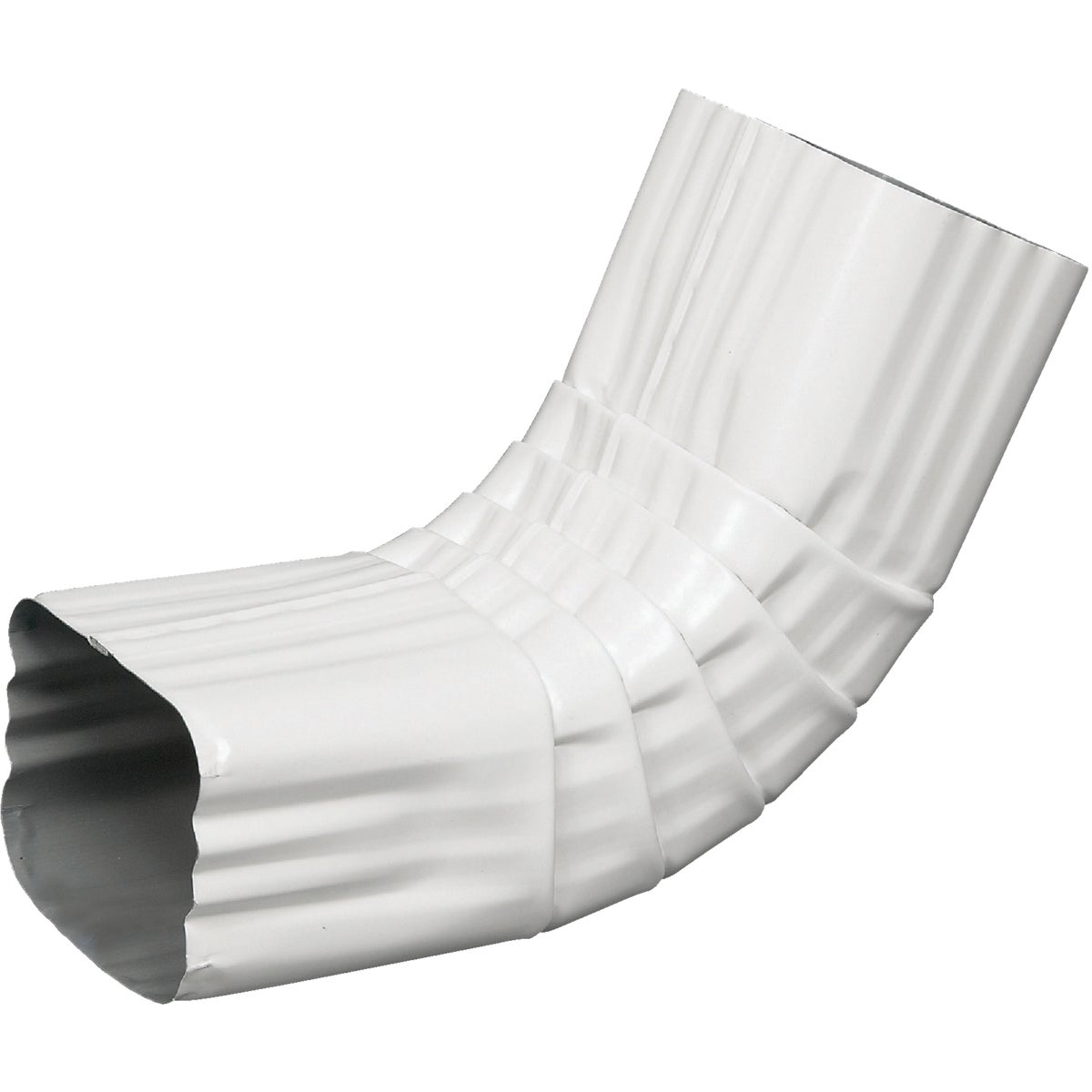 3X4 WHT ALUM A-ELBOW - 47264 by Amerimax Home Prod