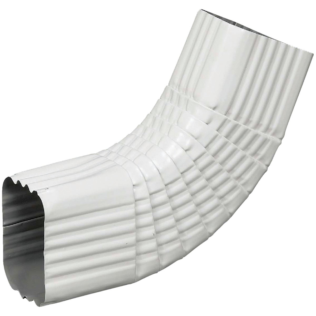 3X4 WHT ALUM B-ELBOW - 47265 by Amerimax Home Prod