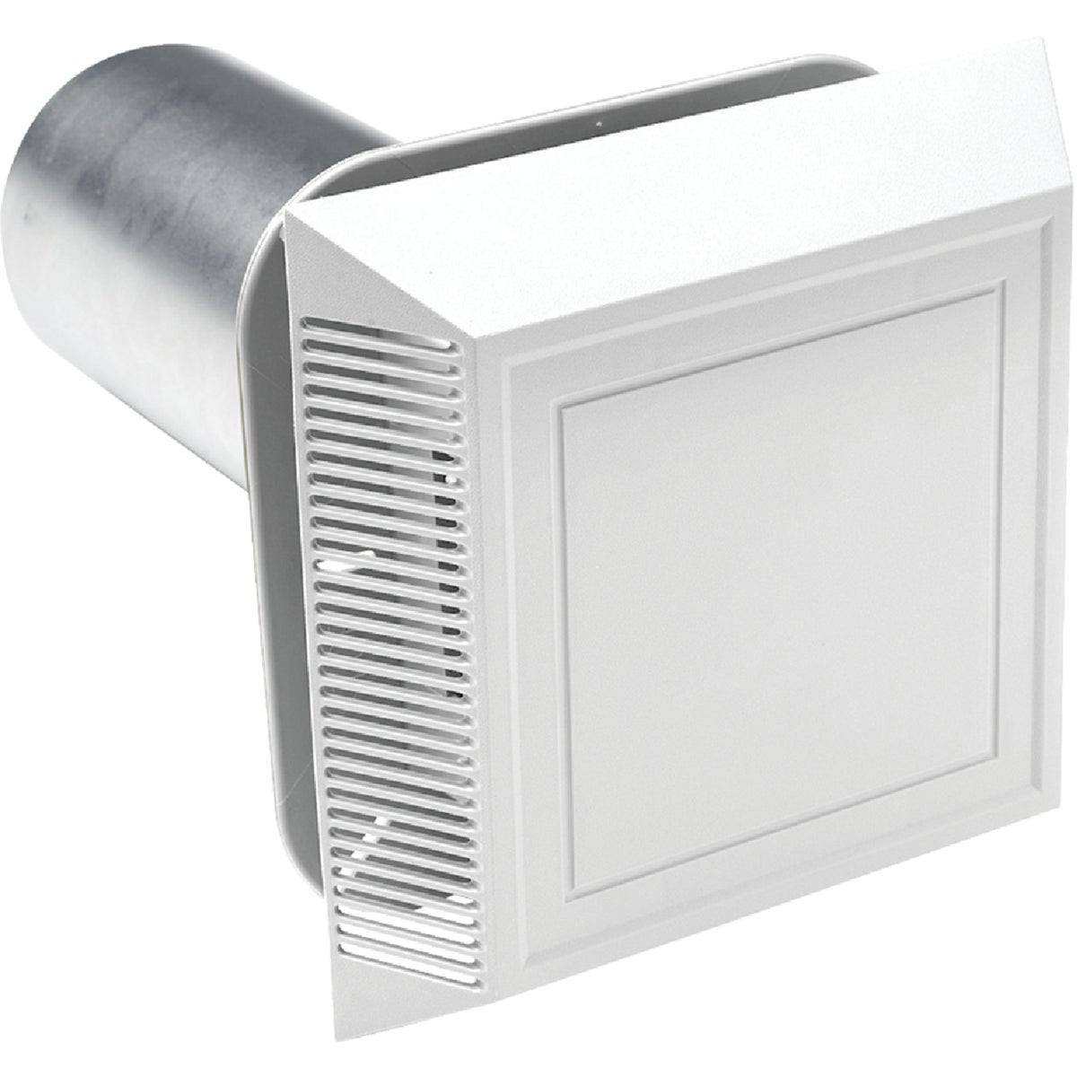 WHITE SOFFIT INTAKE VENT - INTVENT PW by Alcoa Home Exteriors
