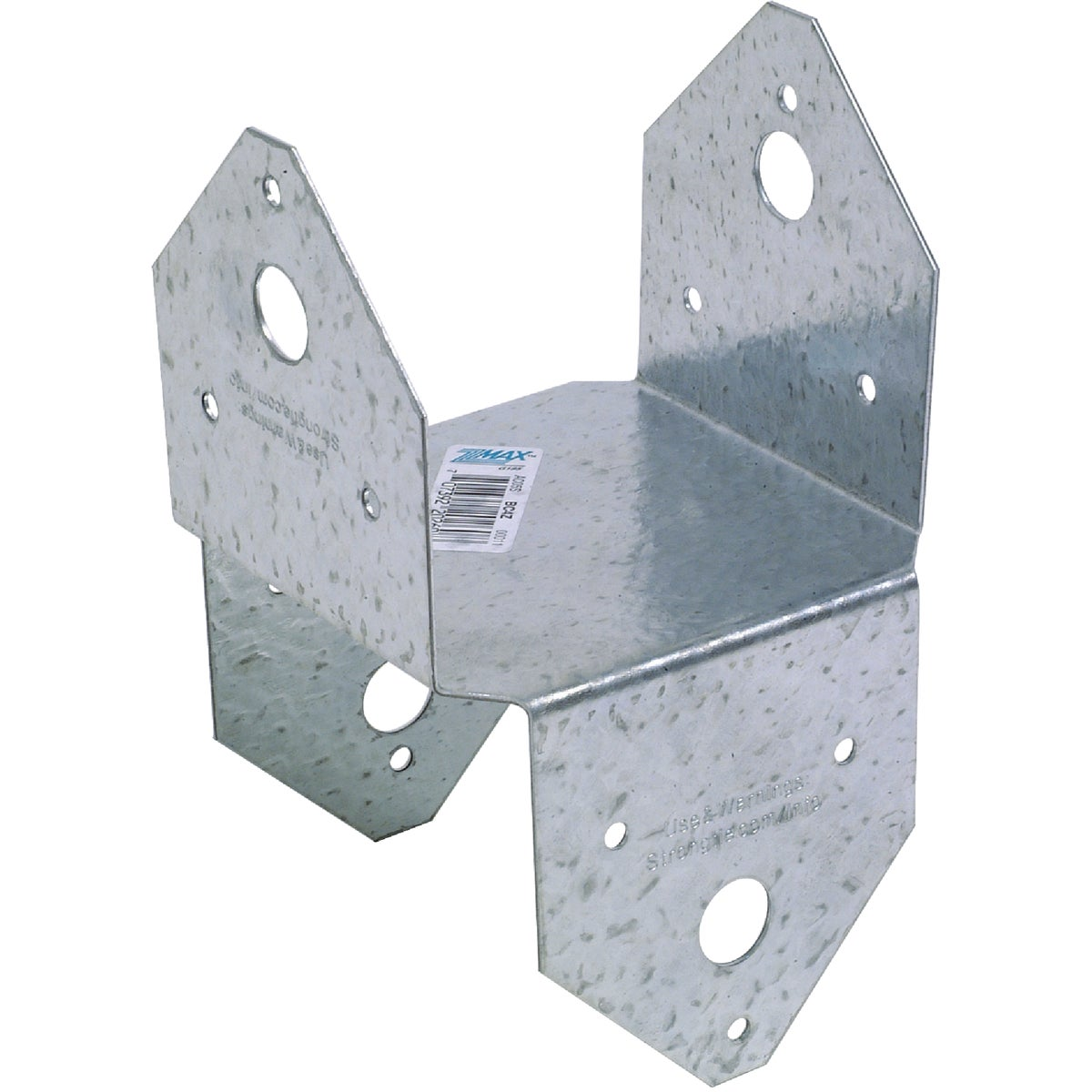 4X4 POST CAP BASE Z-MAX - BC4Z by Simpson Strong Tie