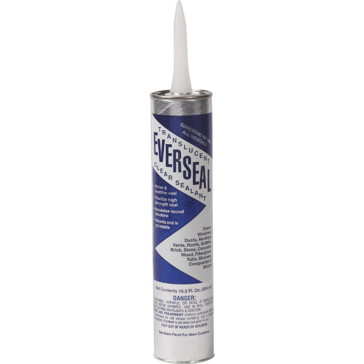 SNOW GUARD ADHESIVE - SB-190 by Amerimax Home Prod