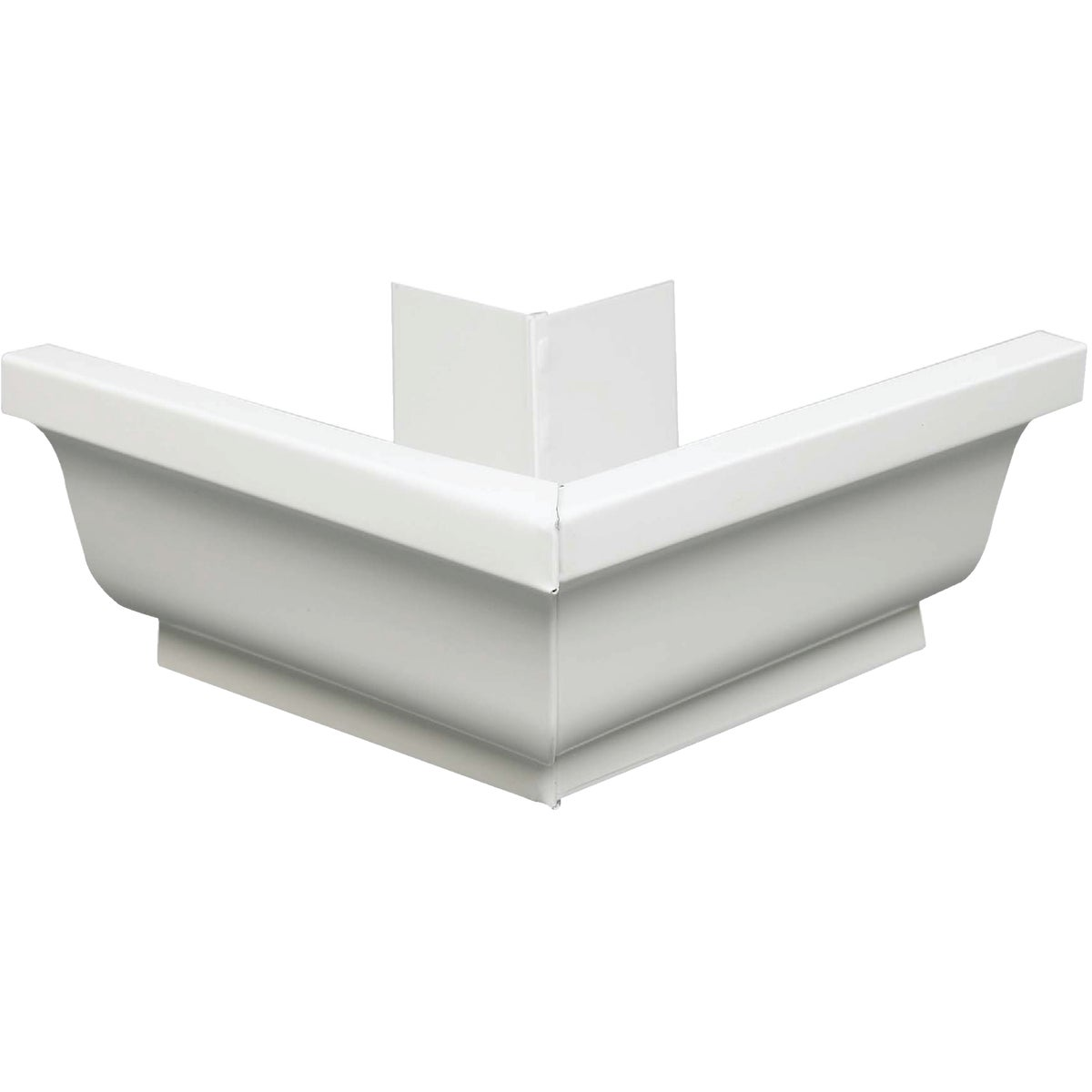 "4"" WHITE OUTSIDE MITRE - 19202 by Amerimax Home Prod"