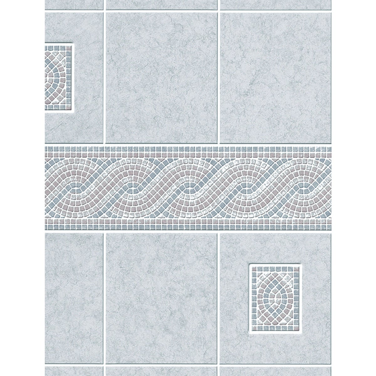 "1/8"" ENCINITAS TILEBOARD - 631 by Dpi Decorative Panel"