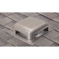Airhawk 40 In. Galvanized Slant Back Roof Vent, RVG400G0
