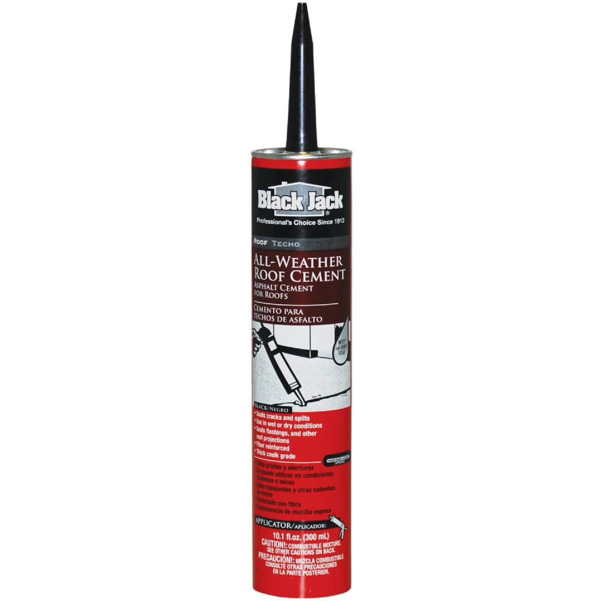 10OZALL WTHR ROOF CEMENT - 2172-9-66 by Gardner Gibson Inc