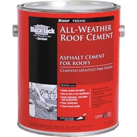 Black Jack All-Weather Roof Cement and Patching Sealant, 6230-9-34