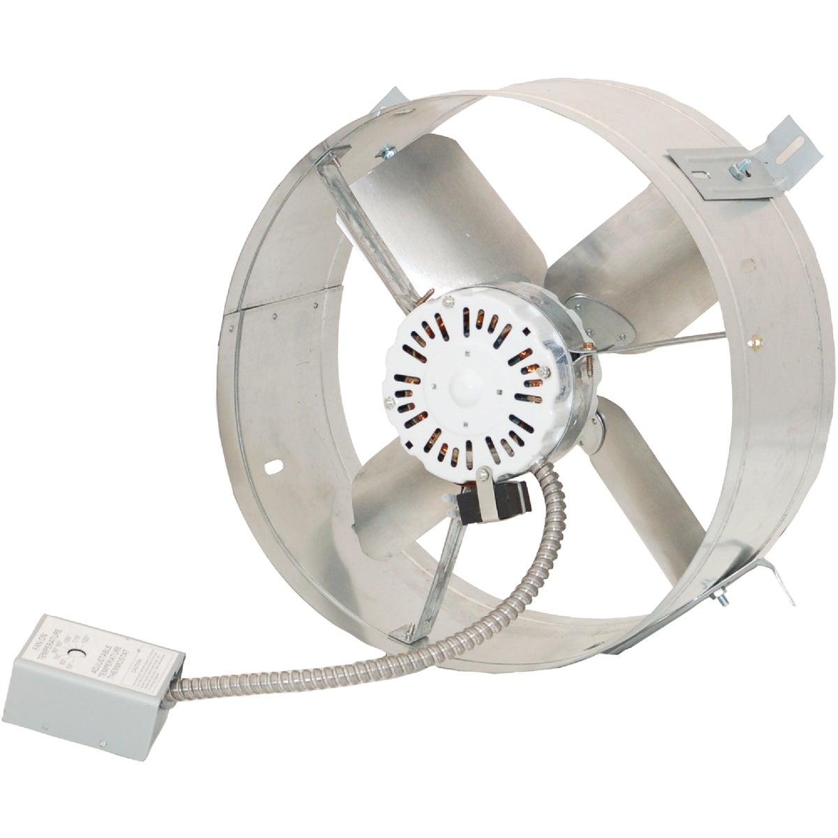 GABLE MNT PWR ATTIC VENT - CX2500 by Ventamatic Ltd